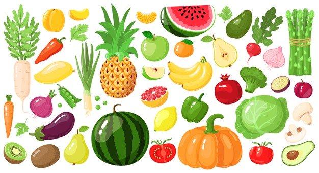 ruits-legumes-nourriture-mode-vie-vegetalienne