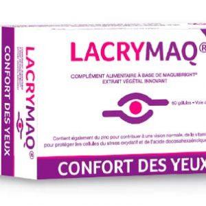 Lacrymac, confort des yeux