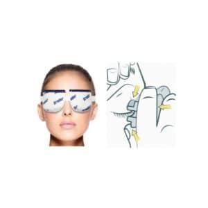 kit paupières masque bruder et eyepeace